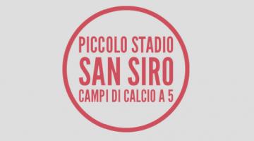 Logo del centro sportivo Piccolo Stadio San Siro