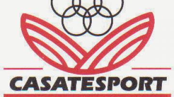 Logo del centro sportivo ASD Casatesport
