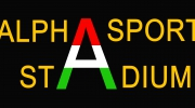 Logo del centro sportivo Alpha Sport Stadium