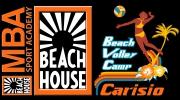 Logo del centro sportivo Beach Volley Camp Carisio