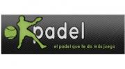 Logo del centro sportivo Okpadel Locate Milano