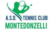 Logo del centro sportivo Tennis Club Montedonzelli