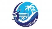 Logo del centro sportivo Beach Town