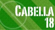 Logo del centro sportivo Cabella 18