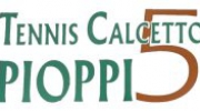 Logo del centro sportivo Tennis Calcetto 5 Pioppi