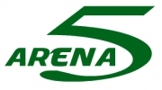 Logo del centro sportivo Arena 5 - Frog