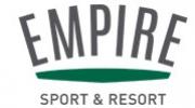 Logo del centro sportivo Empire Sport & Resort
