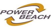 Logo del centro sportivo PowerBeach