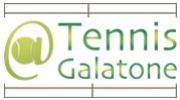 Logo del centro sportivo ASD Tennis@Galatone