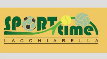 Logo del centro sportivo ASD Sport Time