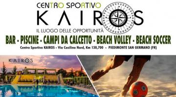 Logo del centro sportivo Kairos