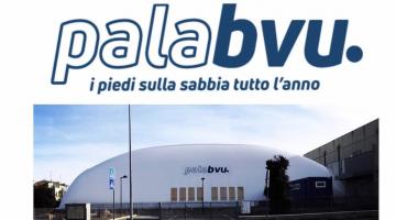 Logo del centro sportivo PalaBVU
