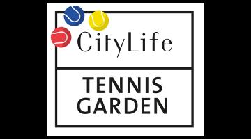 Logo del centro sportivo CityLife Tennis Garden