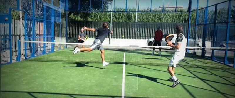 Campi Da Tennis Roma.Padel Tennis Roma Club Da Cancellare Roma Prenotauncampo