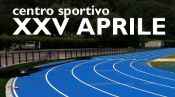 Logo del centro sportivo Centro Sportivo XXV Aprile