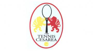 Logo del centro sportivo Circolo Tennis Cesarea
