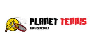 Logo del centro sportivo Planet Tennis Traversetolo