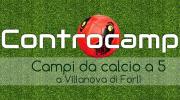 Logo del centro sportivo Controcampo - Corner Villanova
