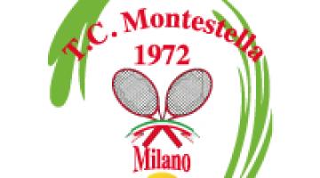 Logo del centro sportivo Tennis Club Montestella