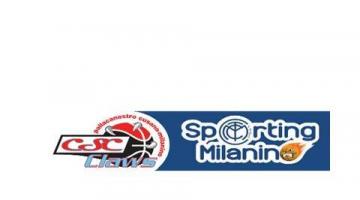 Logo del centro sportivo Sporting Milanino