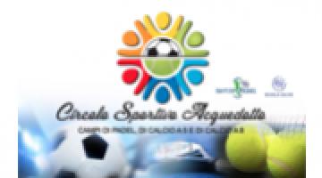 Logo del centro sportivo Circolo Sportivo Acquedotto - Savio Padel