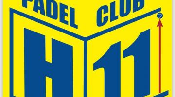 Logo del centro sportivo Padel Club H-11